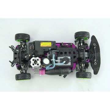 Wholesale Nitro Cars Toy 1/10 Scale RC Car (factory)