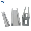 Constructional JIS Standard Structural Steel China Supplier Steel C Channel