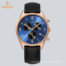 Mens Blue Watches for Luxury Brand Waterproof Wrist Watch 72647