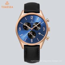 Mens Blue Watches for Luxury Brand Waterproof Wrist Watch 72647
