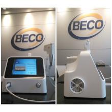 Machine focalisée de beauté d'ultrason portatif de Hifu pour le soin de peau (FU4.5-10S)
