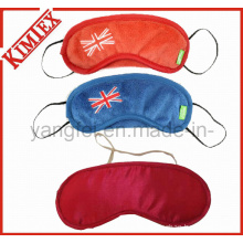 100% Polyester Promotion Customs Sleep Eye Mask