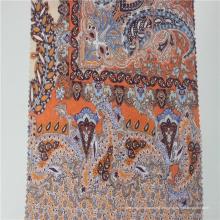 Individuelles Design marokkanischer Voile-Stoff aus 100% Baumwolle