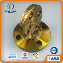 Brida ASME B16.5 carbono brida ciega de acero forjada con TUV (KT0008)