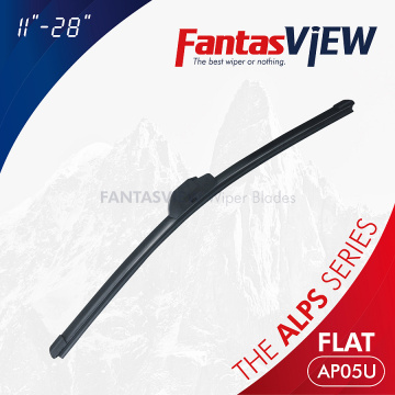 The Alps Series Retro-Fit Auto Soft Wiper Blades