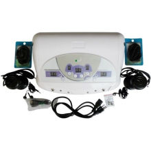 Dual System Ionic Cleanse Foot Bath Without Tub, Lon Foot Detox Machine