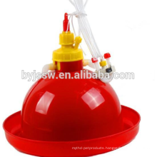 Chicken Water Fountain Bowl And Plastic Chicken Feeders And Drinkers