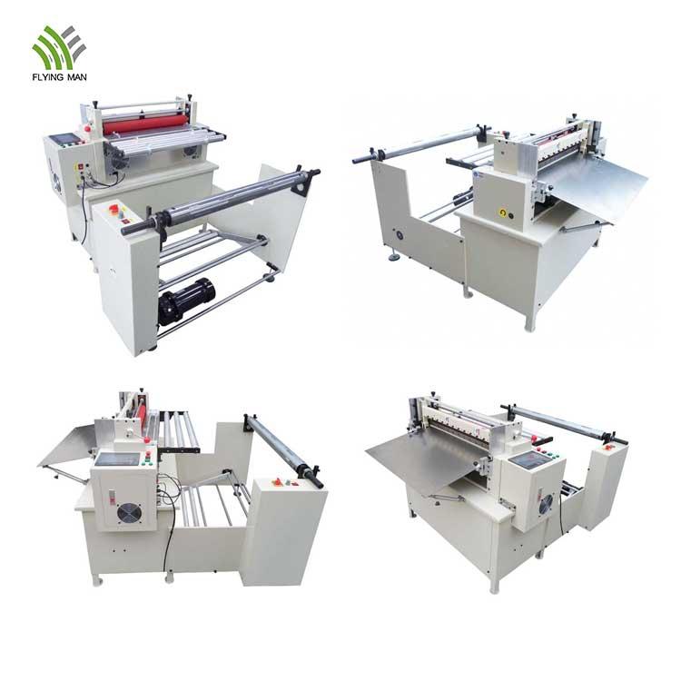 Plc Controlled Cutting Machine