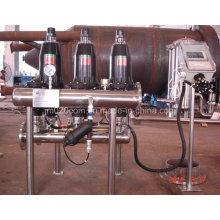 Automatischer Scheibenfilter Wasserfilter für Wasser Trestment