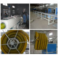 PE Spiral Pipe Production Extrusion Machine Line