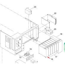 Panasonic SMT Motor Driver for Sp60p-M Screen Printer Machine (N510005919AA)