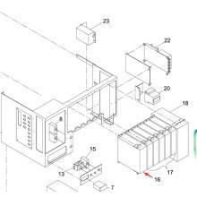 Драйвер мотора Panasonic SMT для Sp60p-М экран принтера машина (N510005919AA)