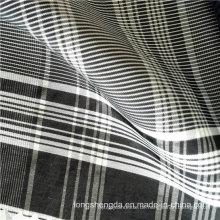 Wasser & Wind-Resistant Daunenjacke Woven Dobby Jacquard 32% Polyester + 68% Nylon Blend-Weaving Fabric (H028)