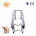 Tabung Galvanized Steel Farrowing Pig Cages