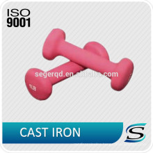 Kids pink dumbbells 1kgs