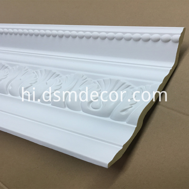 Carved Crown Molding