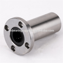 16x28x702mm square flange linear bearing LMF16LUU