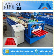 Hot Sale! HC37 Galvanized Steel Profile Roof Panel Roll Forming Machine For Construction Machine
