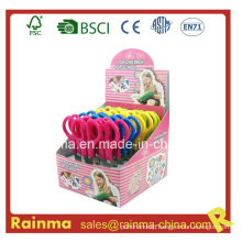 Student Scissor 5′′ in Display Box Packing