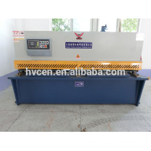 Qc12k-8 * 2500 Schere zum Schneiden von Blech / Stahlblech Schneidemaschine