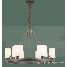 Maurice Alloy Glass Pendant Light Chandelier Lamp