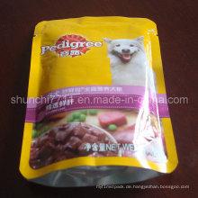 Frische Hundefutter-Verpackungs-Beutel