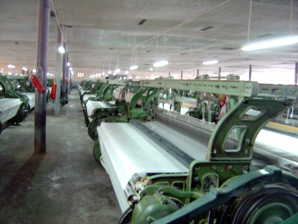 WEAVING FABRIC 110X76 FACTORY