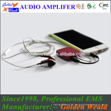 amplificateur de puissance amplificateur de casque amplificateur de batterie rechargeable