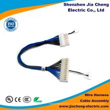 СМА ТНК сборка кабеля серый ленточного жгута проводов
