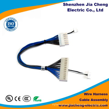 SMA TNC Cable Assembly Grey Ribbon Flat Wiring Harness