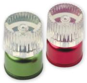 Gekleurde LED kaars lamp