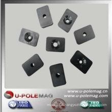 C8 ceramic block magnet