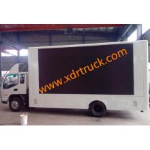 JAC 11.5CBM Mobile LED Advertising Truck