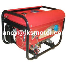 silent fuel less hand start or electric start generators for sale
