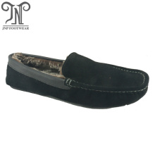 Fast Delivery for Mens Winter Slippers For Home Men's faux fur moccasin indoor slippers on sale export to Fiji Exporter