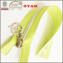 (#4) Nylon Zipper Close End Zipper