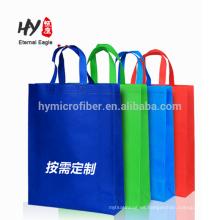 Cheap bolso de compras no tejido promocional
