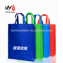 Cheap promotional non woven shopping bag