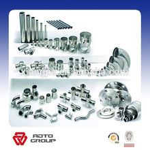 Stainless Steel hdpe reducing tee