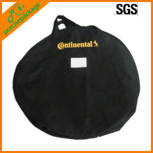 600D oxford durable car wheel bag with handle