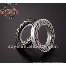 CE03 anneau à rideau en plastique à rayures décoratives en plastique ABS