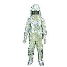 Heat-insulation suit for firefighting