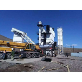 Automatic  Asphalt Plant Design With Price Index