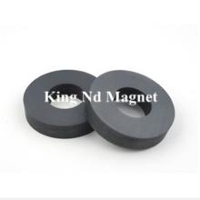 Rare Earht Anillo Rotor Louderspeaker Permanente Ferrtite Magnet