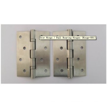 Gold Plating Door Hinge Joint