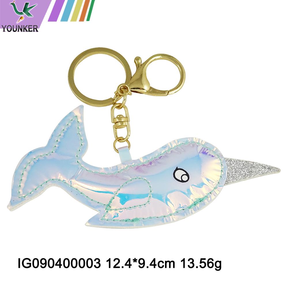 Lovely Dolphin Keychain