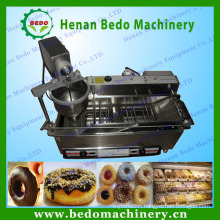 Donut Deep Fryer Machine/Glazed Donut Machine for Sale 008613343868845