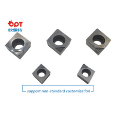 PCD lathe cutting inserts for aluminum wholesale