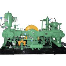 High pressure Reciprocating Piston Compressor Hydrogen Gas Booster Compessor for Glass manufacturing Industry