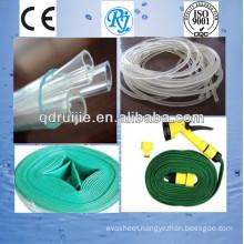 plastic garden hose pipe making machine